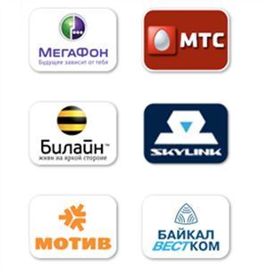 Операторы сотовой связи Туринской Слободы