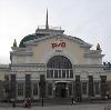 Железнодорожные вокзалы в Туринской Слободе