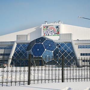 Спортивные комплексы Туринской Слободы