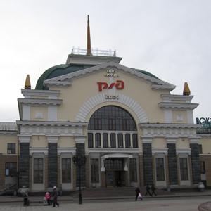 Железнодорожные вокзалы Туринской Слободы